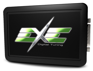 Exe digital tuning